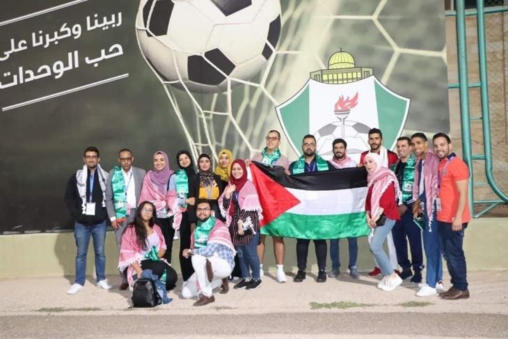 """""""إنا من هنا"""".. مبادرة شبابية فلسطينية في لقاء شباب العواصم العربية"""