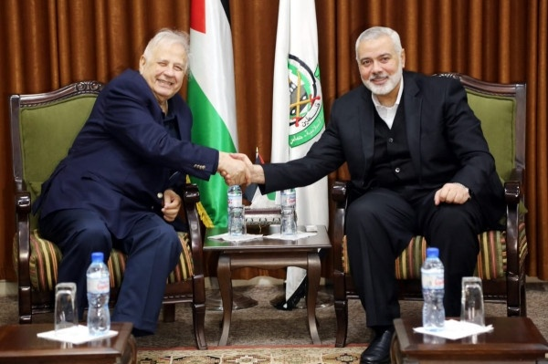 النص الكامل لرد حماس المكتوب بشان الانتخابات
