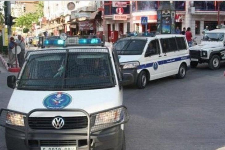الشرطة: ايقاف 9 أشخاص مشتبه بهم بإطلاق النار في مخيم طولكرم