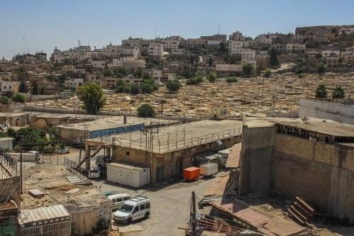 """""""النضال"""": الاحتلال يكثف المخططات الاستيطانية بالبلدة القديمة بالخليل لإحكام السيطرة عليها"""