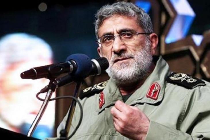 """قائد """"فيلق القدس"""": اقتربت نهاية إسرائيل"""