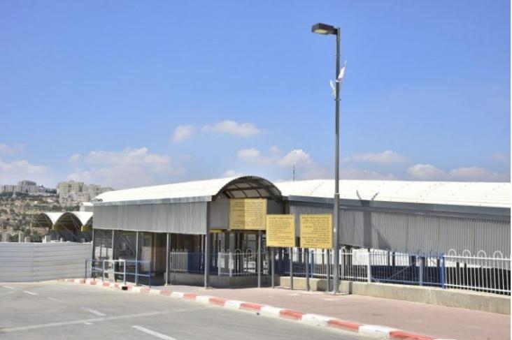 اسرائيل: تعديلات على عمل معبر بيت لحم يومي السبت والاحد