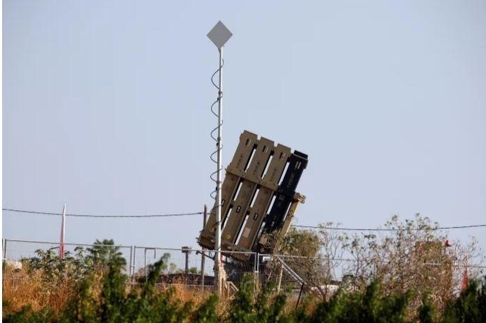 """صاروخ من """"القبة الحديدية"""" كاد يصيب بالخطأ مقاتلة إسرائيلية في المواجهة الأخيرة مع غزة"""