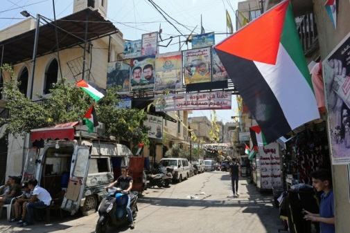إعلان الإضراب العام يوم غد في كل المخيمات في لبنان