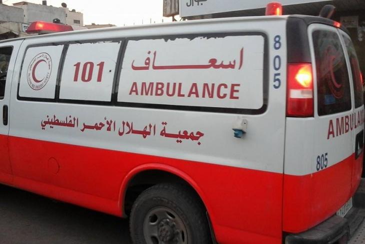إصابة مواطنة مسنة برصاص الاحتلال في بلدة يعبد